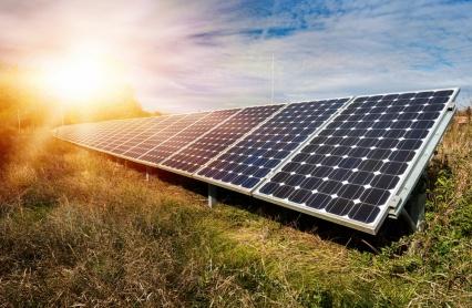 zonnepanelen voor de schaapskudde